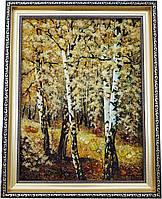 Картина із бурштину Природа (30 x 40 см) BK0002