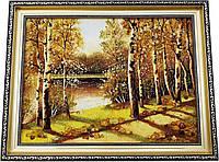 Картина із бурштину Природа (30 x 40 см) BK0003