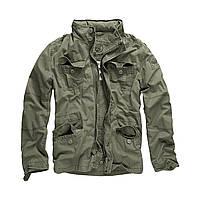Куртка Brandit Britannia Jacket S Оливковый 3116.1-S, КОД: 260798