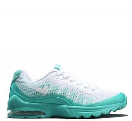 Оригинальные кроссовки женские Nike Air Max 95 Invigor White/Green