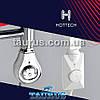Електротена Hottech Drop Plus chrome: регулятор води 20-65С і повітря + таймер 1-3год. +LED +контроль рівня води, фото 6