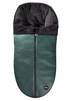 Зимний конверт для коляски Mima Зимний конверт для коляски Mima British Green, фото 1