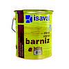 Универсальный цветной лак для защиты дерева, для внутренних и наружных работ Барнис 4л