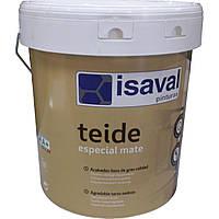Тейде - матова фарба для стін і стель ISAVAL 15л - до 180м2