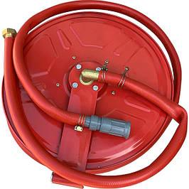 Пожарные кран-комплекты и барабанные системы пожаротушения