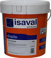 М-14 Пинмат - глубокоматовая фарба для стель ISAVAL 15л до 120м2