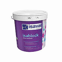 Изаблок - антибактеріальна дезінфікуюча фарба з додаванням іонів срібла 4л до 48м2