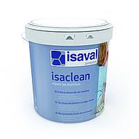 Моющаяся краска Isaval Изаклин 4 л белая - с высокой стойкостью к многократному мытью