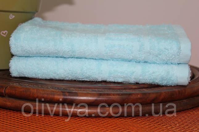 Полотенце для рук (бірюзове), фото 2