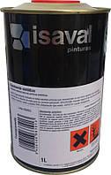 Универсальный синтетический расворитель для разбавления синтетических и алкидных эмалей 1л ISAVAL