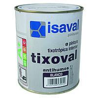 Краска для блокировки старых пятен Тиксоваль против дыма 0,75л ISAVAL