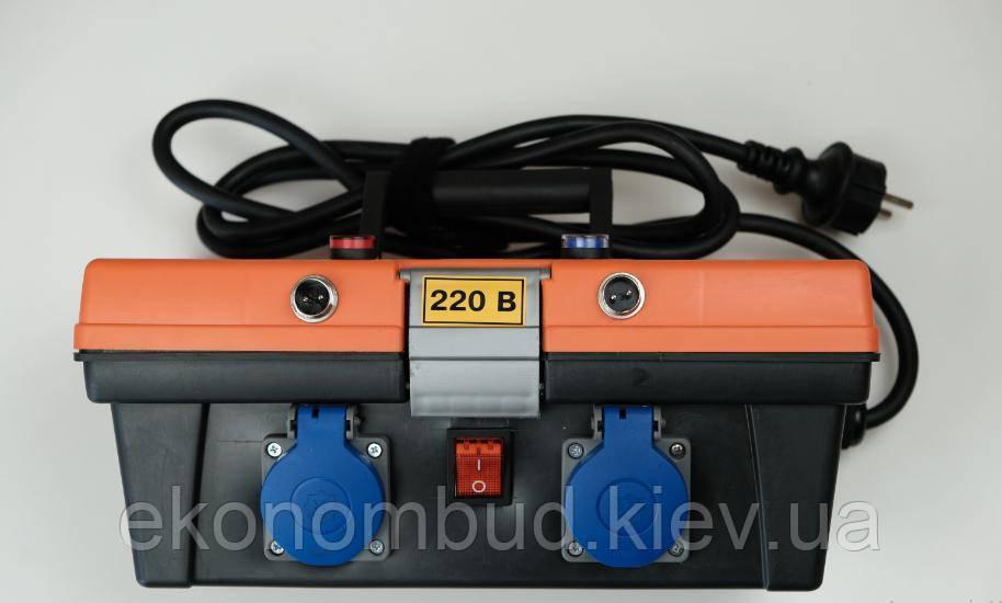 Ящик контроля нагрева