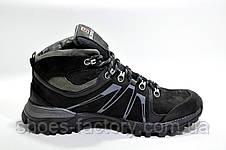 Зимние ботинки в стиле Salomon, Black, фото 3