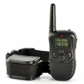 Електронний нашийник для дресирування собак з пультом ДУ 998D