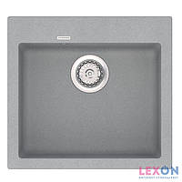 Кухонная мойка Vankor Orman OMP 01.49 Gray