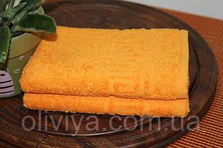 Полотенце для рук (оранжеве), фото 3