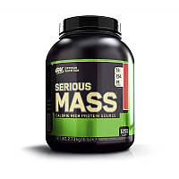 Гейнер Optimum Serious Mass, 2.72 кг Ваниль