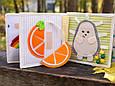 Книжечка-игрушка для детей развивающая 5, фото 3