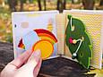 Книжечка-игрушка для детей развивающая 5, фото 4