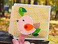 Книжечка-игрушка для детей развивающая 5, фото 6