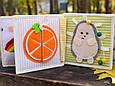 Книжечка-игрушка для детей развивающая 5, фото 5