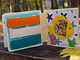 Книжечка-игрушка для детей развивающая 5, фото 9