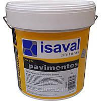Поліуретановий лак для підлоги на водній основі Барнис Аква 4л=50м2 isaval