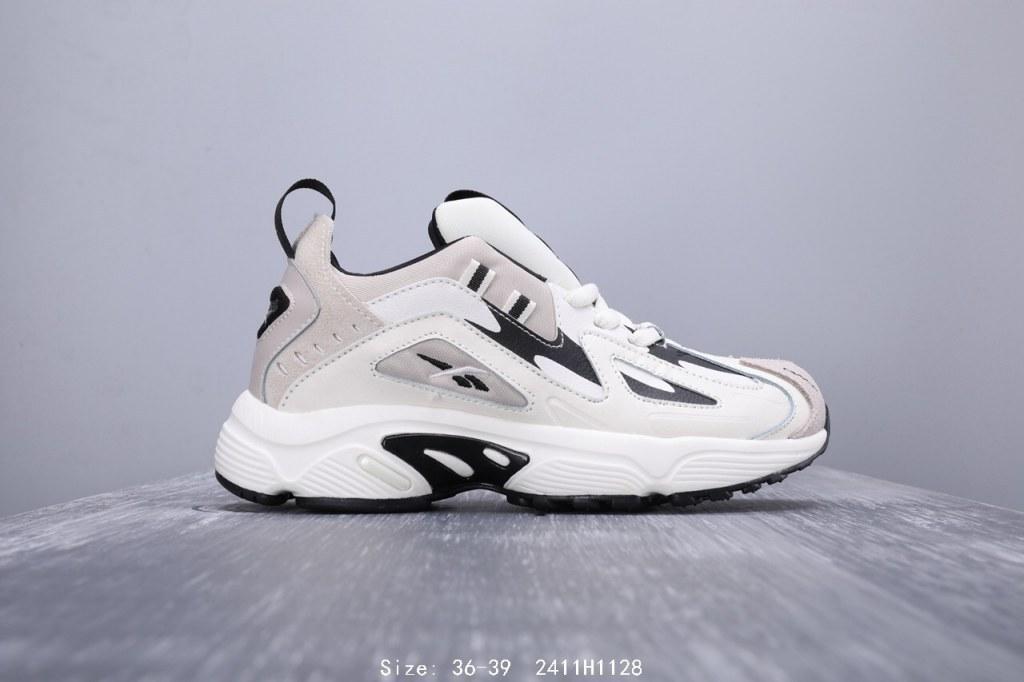 Оригинальные кроссовки мужские Reebok Classic DMX 1200 White/Grey