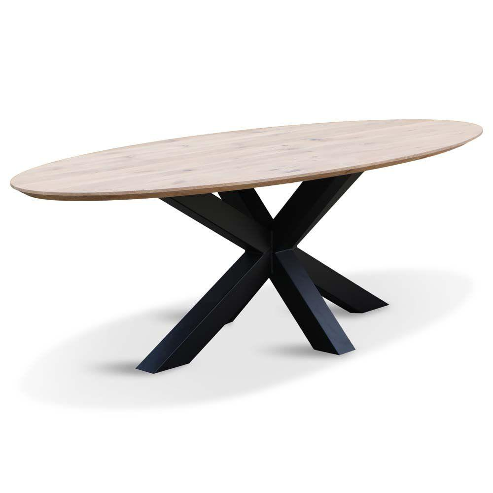 """Стол письменный из чистого дерева """"Опал"""" в стиле лофт"""