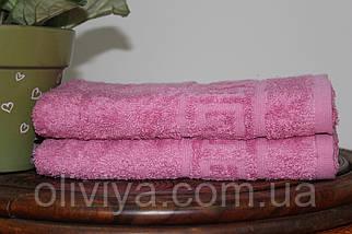 Полотенце для рук (т. рожеве), фото 3