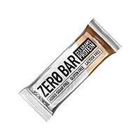Батончик BioTech Zero Bar, 50 грамм Капучино