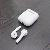 Беспроводные сенсорные Bluetooth наушники AirPods i12-TWS