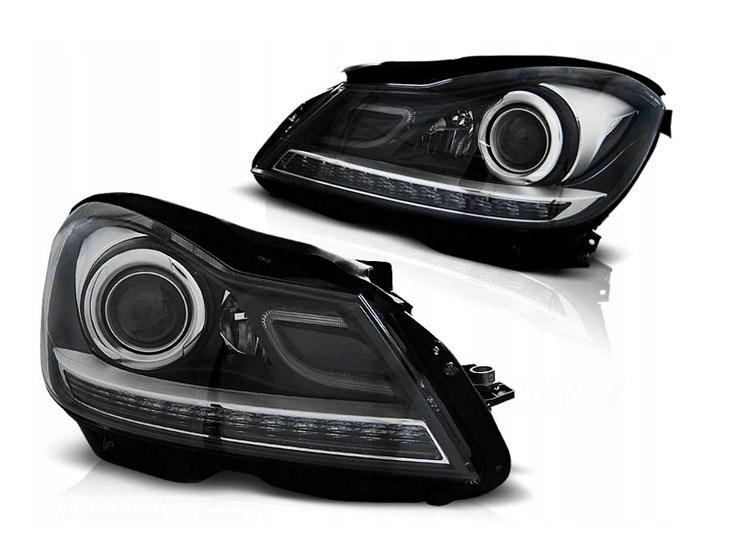 Фары для Mercedes W204 11-14