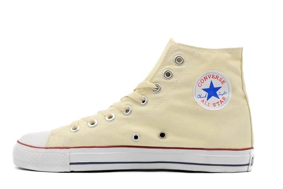 Оригинальные кеды женские Converse Chuck Taylor All Star High Cream