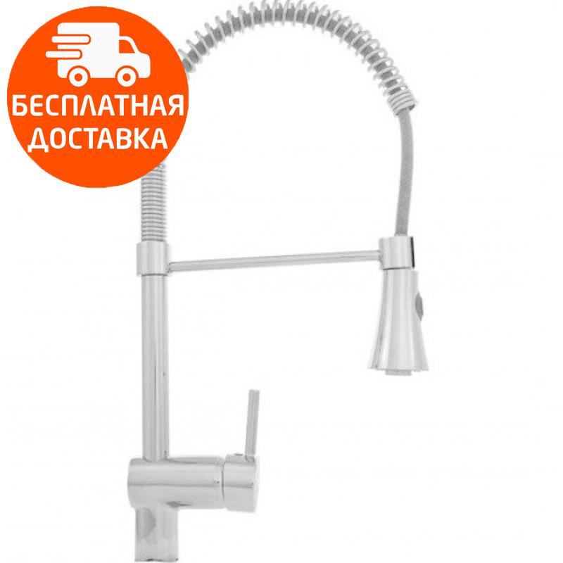Смеситель для кухни Invena Resista Exe BZ-78-001 хром