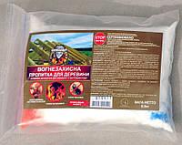 """Антипирен-антисептик для внешних и внутренних робот """"Огнебиощит"""" пакет 0,9 кг"""