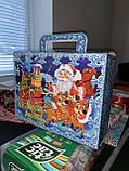 Упаковка картонна Посилочка для цукерок на 700-800 г ОПТом від 500шт, фото 2