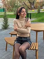 Тепленький гольф рубчик (Турция), фото 1