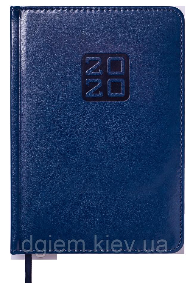 Ежедневник датированный 2020 BRAVO(Soft) A6