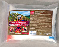"""Антипирен-антисептик для внешних и внутренних робот """"Огнебиощит"""" пакет 2,5 кг"""