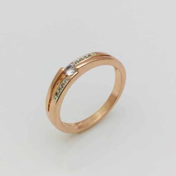 Кольцо женское Пария, размер 17, 18, 19, 20