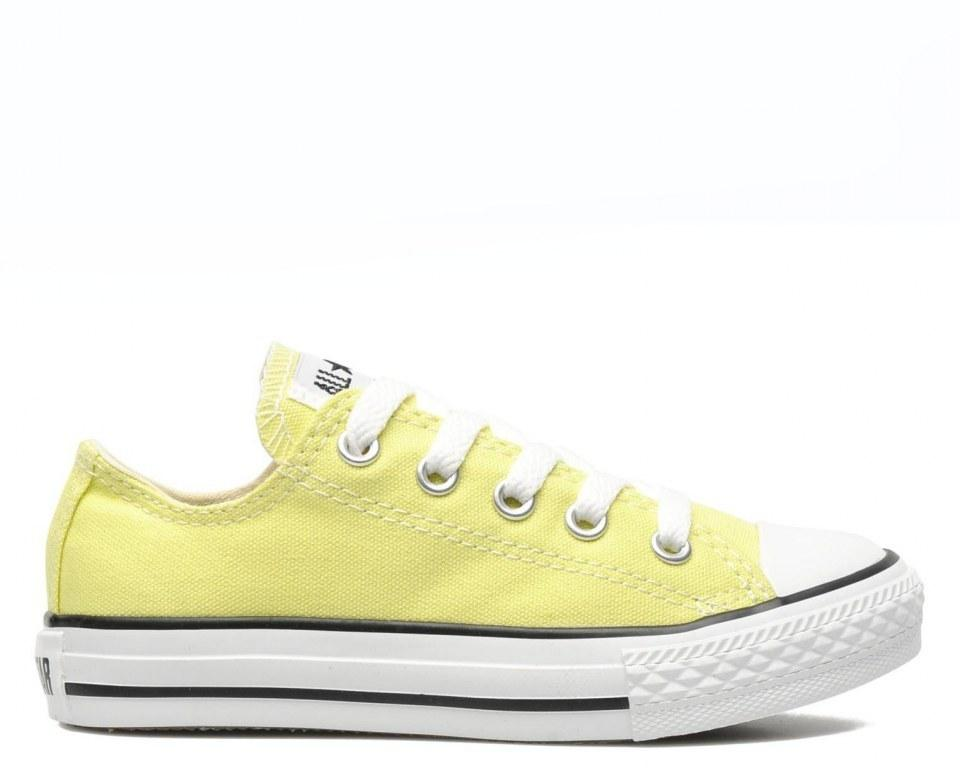 Оригинальные кеды мужские/женские Converse Chuck Taylor All Star Low Light Yellow