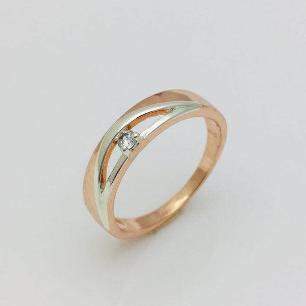 Кольцо женское Симси, размер 17, 18, 19, 20, 21