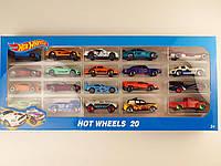 Набор машинок Hot Wheels 1605-3 (20 штук) Хотвилс