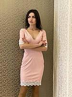 Женское платье  из кож-зама  Poliit 8400, фото 1