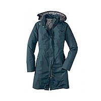 Куртка Eddie Bauer Womens Girl On The Go Insulated Trench Coat MALLARD  XL Синий 7347MLD, КОД: 1164734