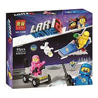 """Конструктор Bela 11236 """"Космический отряд Бенни"""" (аналог Lego The Movie 70841), 92 дет"""