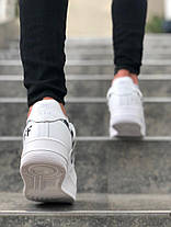 "Кроссовки Nike Air Force 1 Off-White ""Белые/Черные"", фото 2"