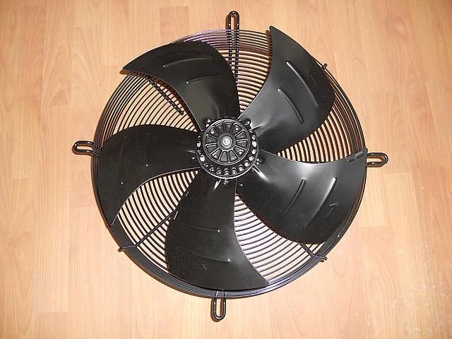 Вентилятор осевой YWF-4E-450