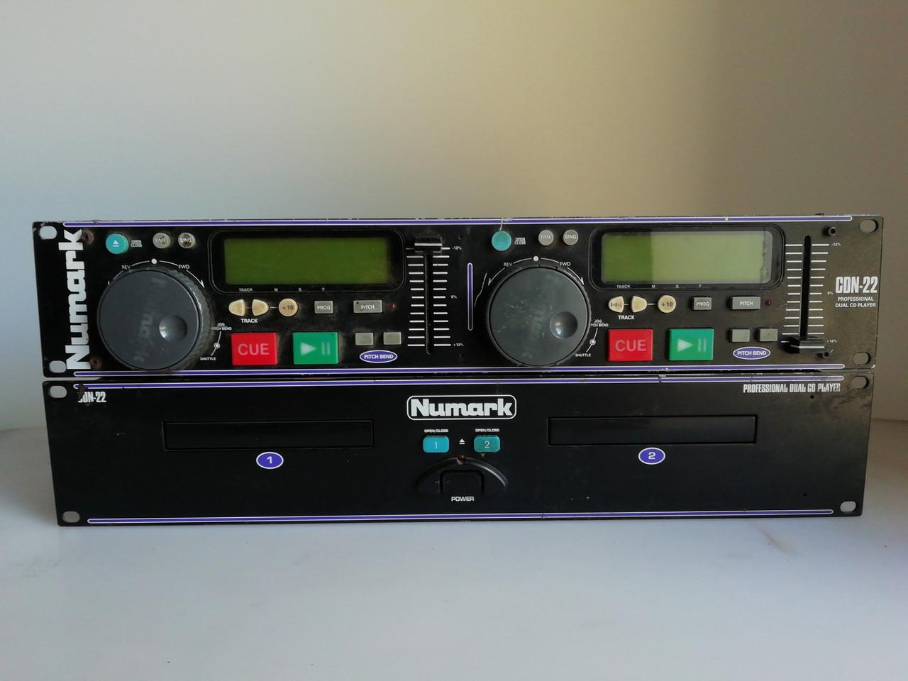 CD-проигрыватель для DJ Numark CDN-22